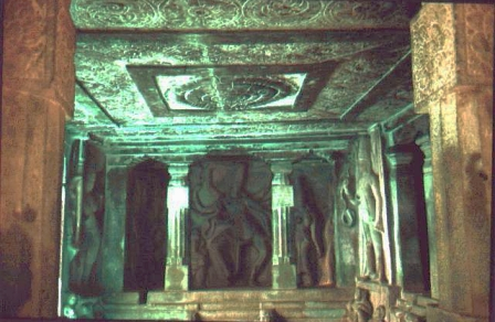 Dancing Shiva, Badami