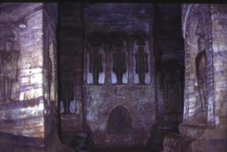 Jain Cave, Badami