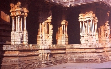 Vittala Musical Hall, Hampi