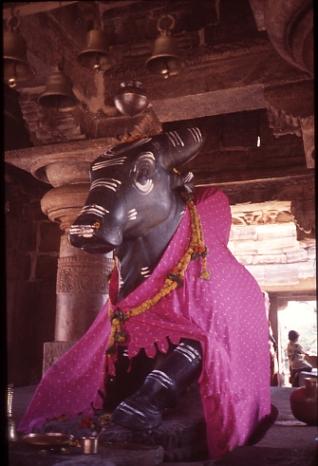 Nandi, Pattadakal
